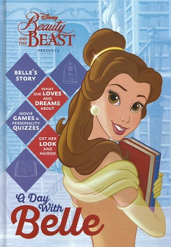 a day with belle