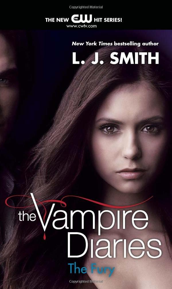 The Vampire Diaries: The Fury (rack)
