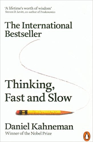 "The ""New York Times"" Bestseller, acclaimed by author such as Freakonomics co-author Steven D. Levitt, Black Swan author Nassim Nicholas Taleb and Nudge co-author Richard Thaler, ""Thinking Fast and Slow"" offers a whole new look at the way our minds work, and how we make decisions. Why is there more chance we'll believe something if it's in a bold type face? Why are judges more likely to deny parole before lunch? Why do we assume a good-looking person will be more competent? The answer lies in the two ways we make choices: fast, intuitive thinking, and slow, rational thinking. This book reveals how our minds are tripped up by error and prejudice (even when we think we are being logical), and gives you practical techniques for slower, smarter thinking. It will enable to you make better decisions at work, at home, and in everything you do."