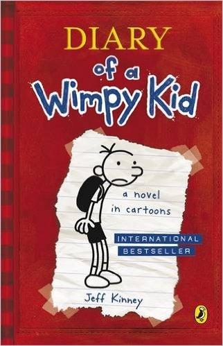 Diary of a Wimpy Kid (Diary of a Wimpy Kid, #1)