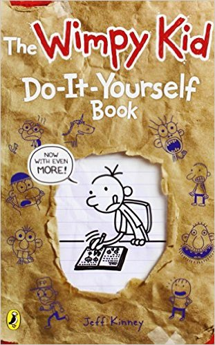 Now everyone can have their own Wimpy Kid diary! Draw your own Wimpy-Kid-style cartoons, fill in facts and lists, check out the full-colour comics inside and even write your own Wimpy Kid journal, just like Greg. This title now comes with dozens of pages of new content and a brand new cover.
