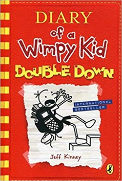 Diary of a Wimpy Kid: Double Down 11