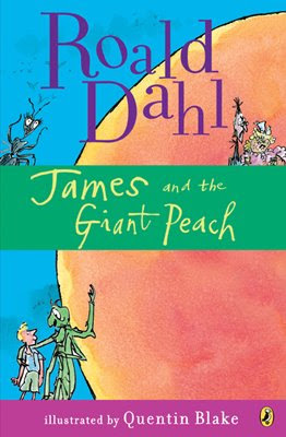 After James Henry Trotter's parents are tragically eaten by a rhinoceros, he goes to live with his two horrible aunts, Spiker and Sponge. Life there is no fun, until James accidentally drops some magic crystals by the old peach tree and strange things start to happen. The peach at the top of the tree begins to grow, and before long it's as big as a house. Inside, James meets a bunch of oversized friends—Grasshopper, Centipede, Ladybug, and more. With a snip of the stem, the peach starts rolling away, and the great adventure begins!