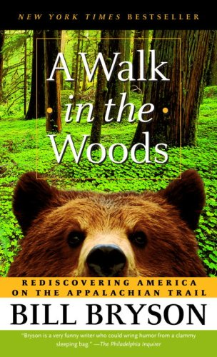 The Appalachian Trail trail stretches from Georgia to Maine and covers some of the most breathtaking terrain in America–majestic mountains, silent forests, sparking lakes. If you're going to take a hike, it's probably the place to go. And Bill Bryson is surely the most entertaing guide you'll find. He introduces us to the history and ecology of the trail and to some of the other hardy (or just foolhardy) folks he meets along the way–and a couple of bears. Already a classic, A Walk in the Woods will make you long for the great outdoors (or at least a comfortable chair to sit and read in).
