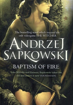 Baptism of Fire : Witcher 5