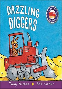 Amazing Machines: Dazzling Digger