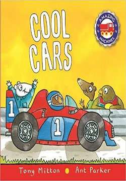 Amazing Machines: Cool Cars
