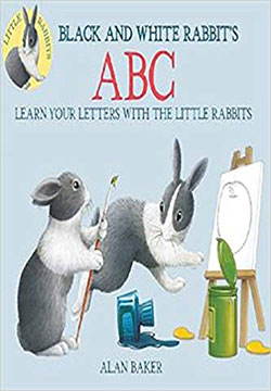 Little Rabbits: Black and White Rab