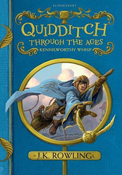 Quidditch Through the Ages-J.K. Rowling-Young Adult