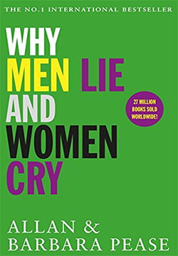 Why Men Lie & Women Cry-Allan &Barbara Pease-Self-Help , Relationships