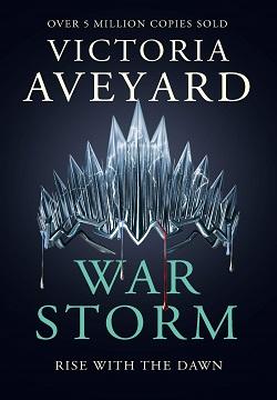 War Storm : Red Queen Book 4