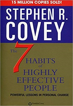 The 7 Habits of Highly Effective People is recognized as one of the most influential books ever written. In this seminal work, Stephen R. Covey presents a holistic, integrated, principle-centered approach for solving personal and professional problems. With penetrating insights and pointed anecdotes, Covey reveals a step-by-step framework for living and working based on fundamental principles or natural laws, giving us the security to adapt to change, and the wisdom and power to take advantage of the opportunities that change creates. Translated into thirty-four languages and with phenomenal sales, The 7 Habits of Highly Effective People has been the key to the success of legions of individuals, business leaders and organizations the world over