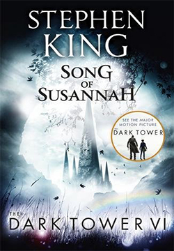 The Dark Tower VI: Song of Susannah: (Volume 6)-Stephen King-Fiction - Literature