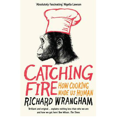 In this stunningly original book, Richard Wrangham argues that it was cooking that caused the extraordinary transformation of our ancestors from apelike beings to Homo erectus. At the heart of Catching Fire lies an explosive new idea: The habit of eating cooked rather than raw food permitted the digestive tract to shrink and the humanbrain to grow, helped structure human society, and created the male-female division of labour. As our ancestors adapted to using fire, humans emerged as the cooking apes.Covering everything from food-labelling and overweight pets to raw-food faddists, Catching Fire offers a startlingly original argument about how we came to be the social, intelligent, and sexual species we are today.This notion is surprising, fresh and, in the hands of Richard Wrangham, utterly persuasive Big, new ideas do not come along often in evolution these days, but this is one. Matt Ridley, author of Genome