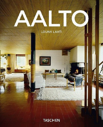 Alvar Aalto, 1898-1976: Paradise for the Man in the Street (Taschen Basic Architecture)