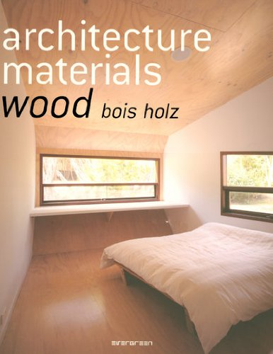 Wood is organic, it is regarded as warm, as making human surroundings cosy. In addition, it can compete with any hi-tech material: wood has an extraordinarily good weight-to-strength ratio, has outstanding acoustic and insulation properties, and when properly deployed and looked after, it is also durable. Timber buildings have always achieved low-energy standards, they are climate-neutral to erect, and environmentally friendly to demolish. Those who recognize and exploit the natural qualities of wood have a wonderfully versatile material which can be brought to life in the hands of a creative designer and builder. With the help of more than 300 illustrations and architectural drawings, this book presents 25 proprojects from all over the world which exemplify a whole variety of forms and applications of wood both for interiors and exteriors.