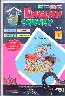 English Journey Set 6 Levels (student book)-KG1