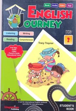 English Journey Set 6 Levels (student book)-KG2