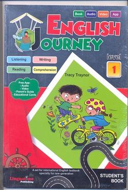 English Journey Set 6 Levels (student book)- Level 1