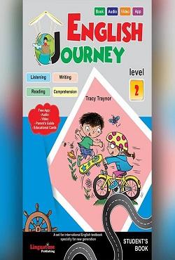 English Journey Set 6 Levels 2